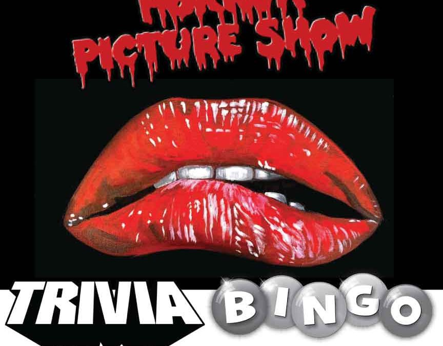 Rocky Horror – Trivia-Bingo & Paint Night