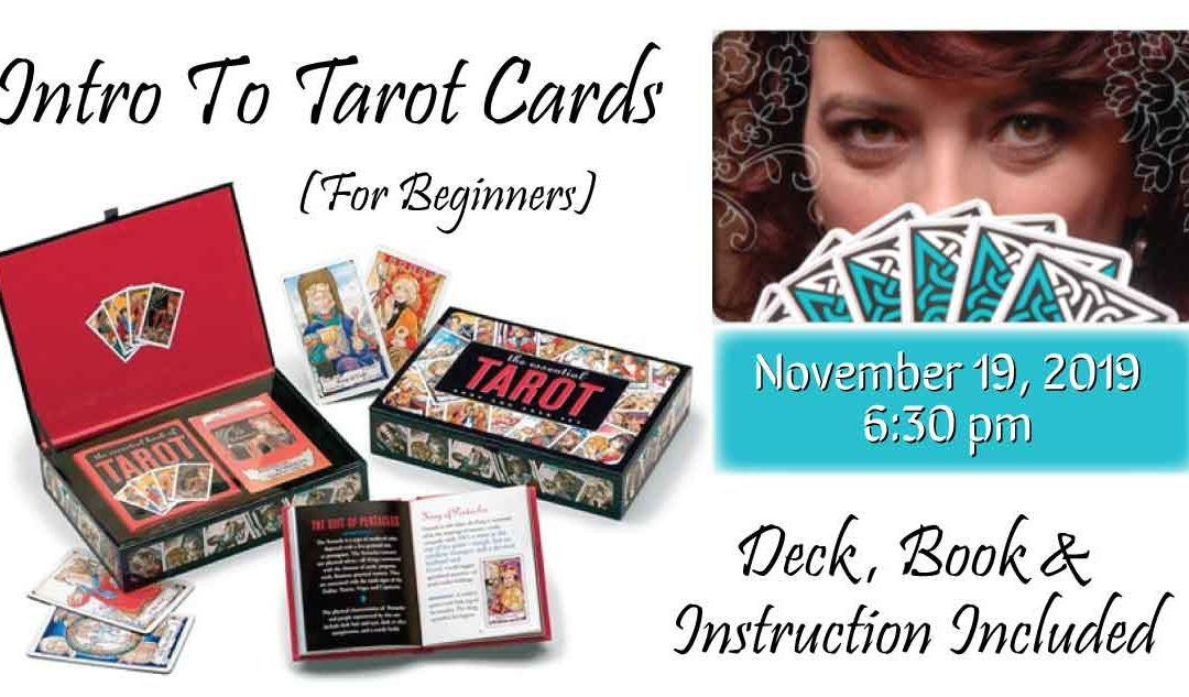 Learn How To Read Tarot Cards!  (Intro for Beginners)