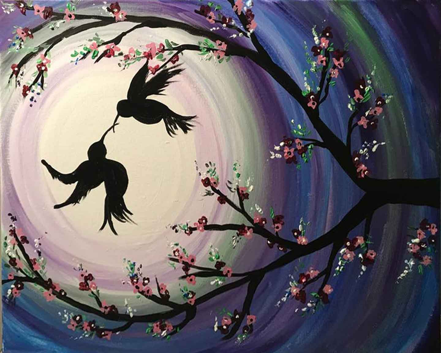 Hummingbird Moon Dance