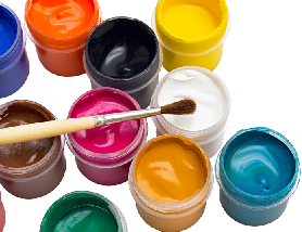 Additional Paint Colors (3 included)