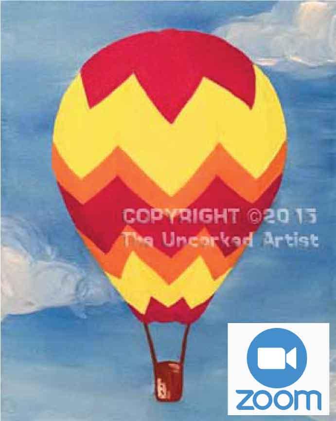 4-15   3pm   Hot Air Balloon