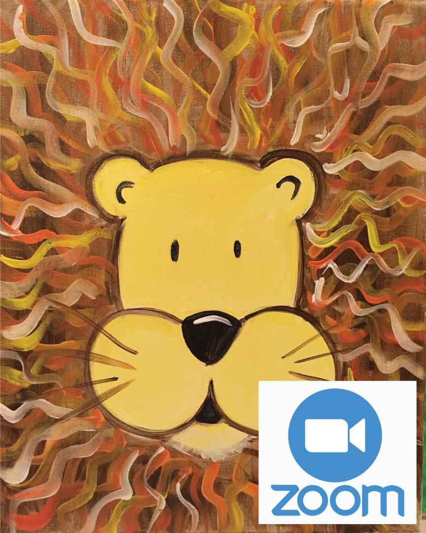 4-25   3pm   Happy Lion